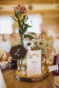 Rustykalne wesele