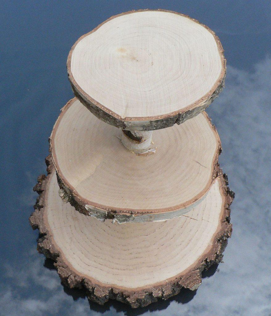 Patera-drewniana