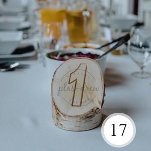 numeracja stołów