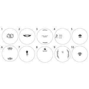 Grafiki do wyboru rozmieszczenie